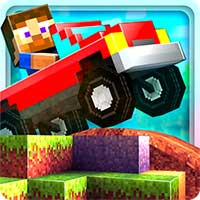 تحميل Blocky Roads 1.3.5 Apk + Mod Unlocked احر اصدار
