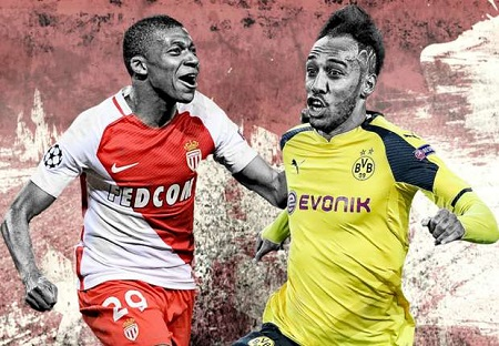 Assistir Monaco x Borussia Dortmund AO VIVO grátis em HD 11/04/2017