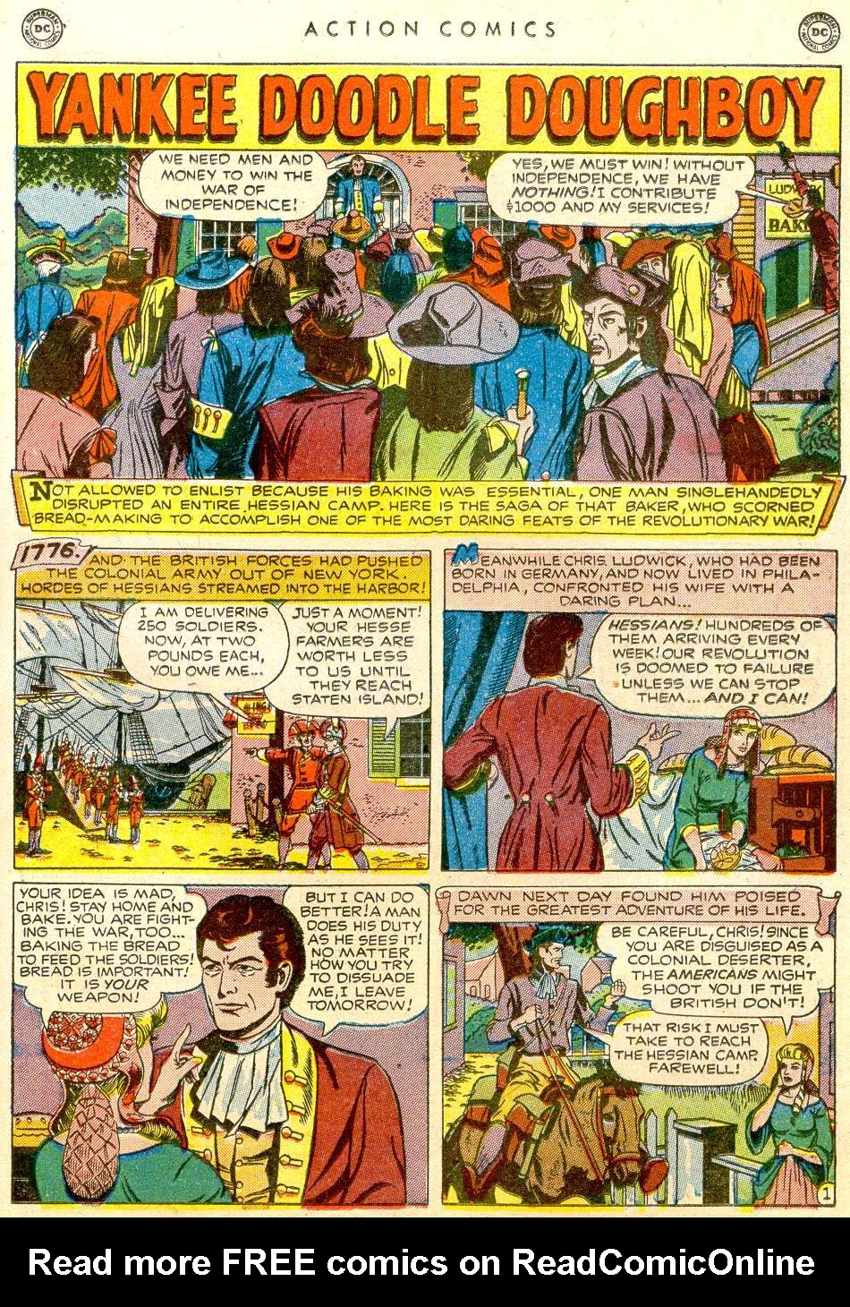 Action Comics (1938) 143 Page 28