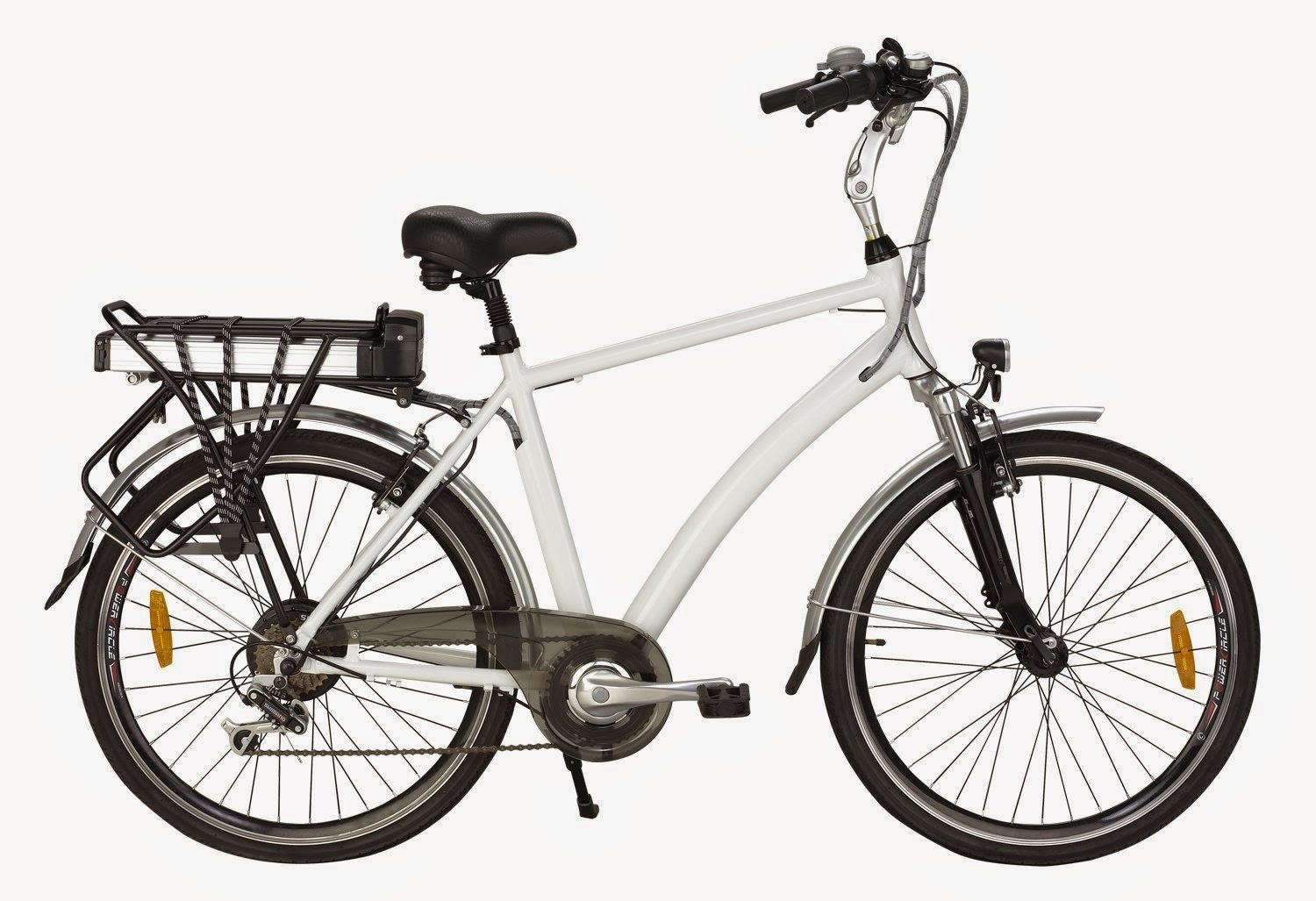 Yukon Trail Xplorer Xm26 Sport Hybrid Electric Bike Lithium Ion Battery