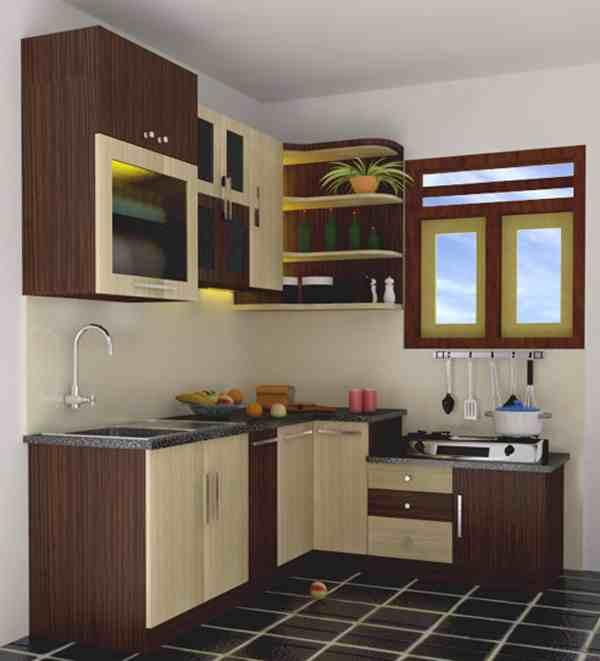 Desain Unik Cara Menghitung Estimasi Biaya Pembuatan Kitchen Set Unik