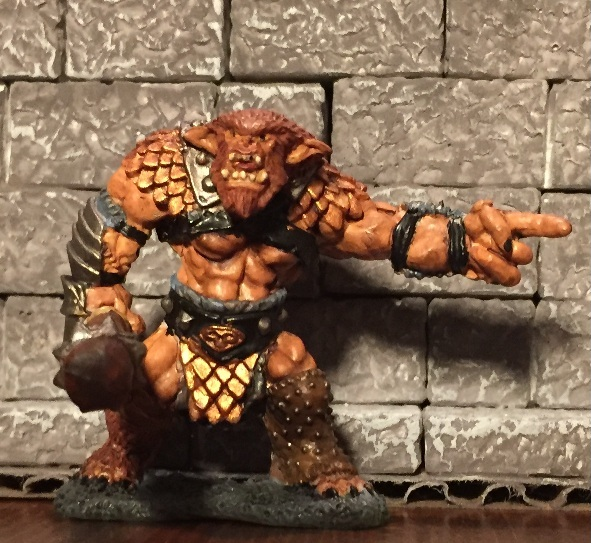 48 Orcs In 28 Days