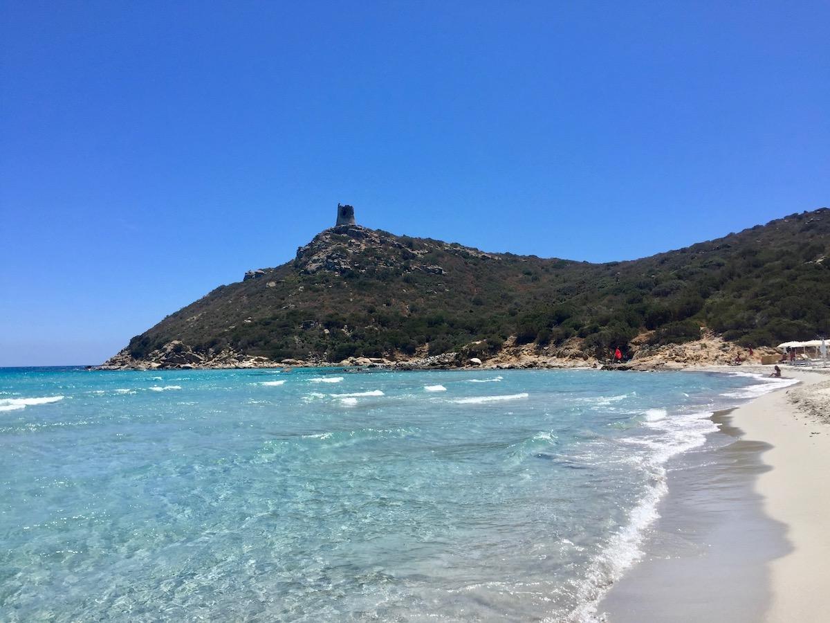 Sardinia Best Beaches Die schönsten Strände Sardiniens auf: http://www.theblondelion.com/2017/08/schoenste-straende-sardiniens.html Tipps Reiseblog Travel Diary Reiseführer Reisetipps Spiaggia di Porto Giunco Villasimius