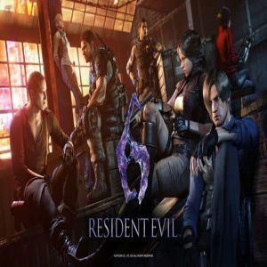 Resident Evil 6 game free download for pc