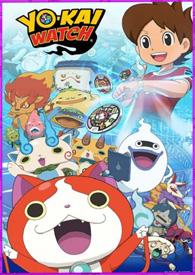 Yo-Kai Watch Temporada 1 | 3gp/Mp4/DVDRip Latino HD Mega