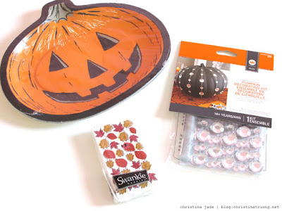 Halloween Home Decor DIY Craft Celebrate October Pumpkin Party Target