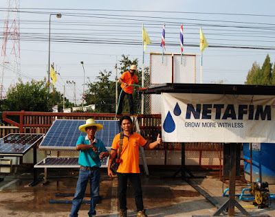 Buriram PV Solar Panel Installation Technicians