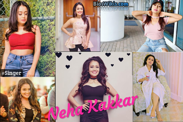 Neha Kakkar Biography, Age, Height, Weight, Wiki, Boyfriend, Family, Images More