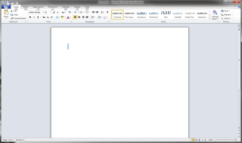 microsoft word 2010 software free download full version