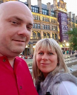 Parents' final selfie – taken minutes before they died as they waited to pick up daughters from Manchester gig