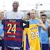 FC Barcelona ofrece contrato a Kobe Bryant