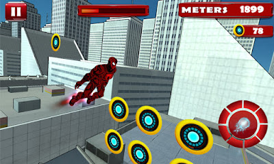 The Amazing Iron Spider APK Mod All Characters - Jayawaru