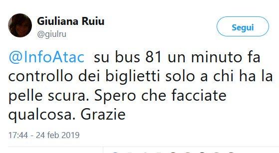 Situazione Trasporto Pubblico Roma lunedì 18 marzo