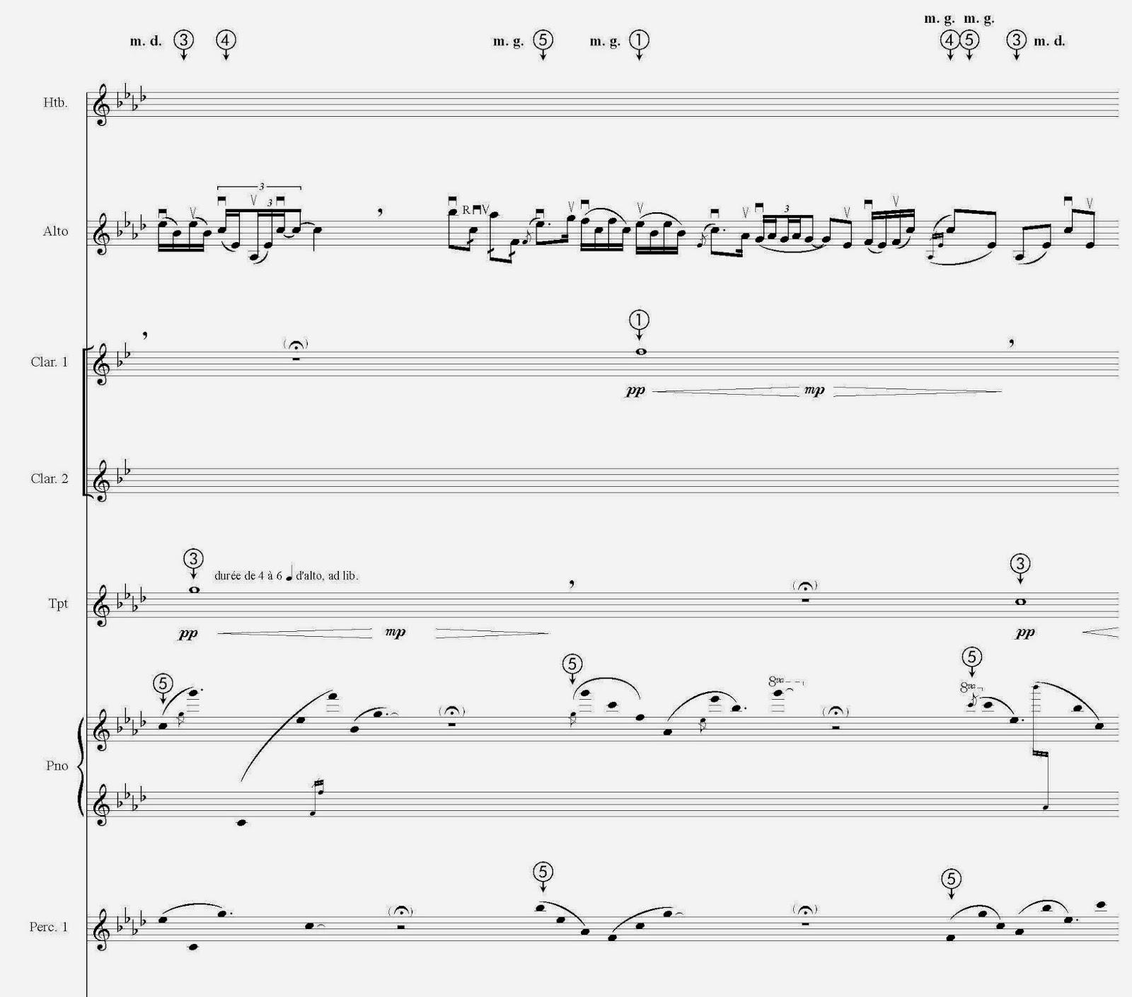 Antoine ouellette musique complexit et simplicit la cl du temps - La cle des temps coutances ...
