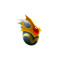 Spinnenritter-Drache (Ei)