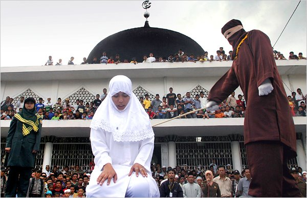 Muslim wife commits adultery 7