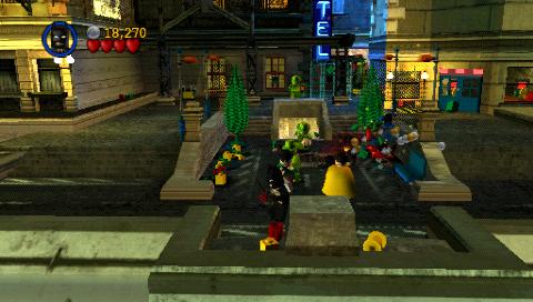Lego batman ppsspp cso download