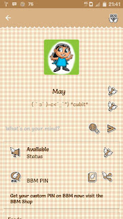 BBM Mod Little Angel V2.13.1.14 - Clone & Unclone