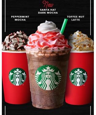 Starbucks Christmas Drinks.Starbucks Christmas 2016 Is Here Gameops