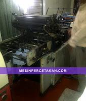 mesin percetakan Hamada