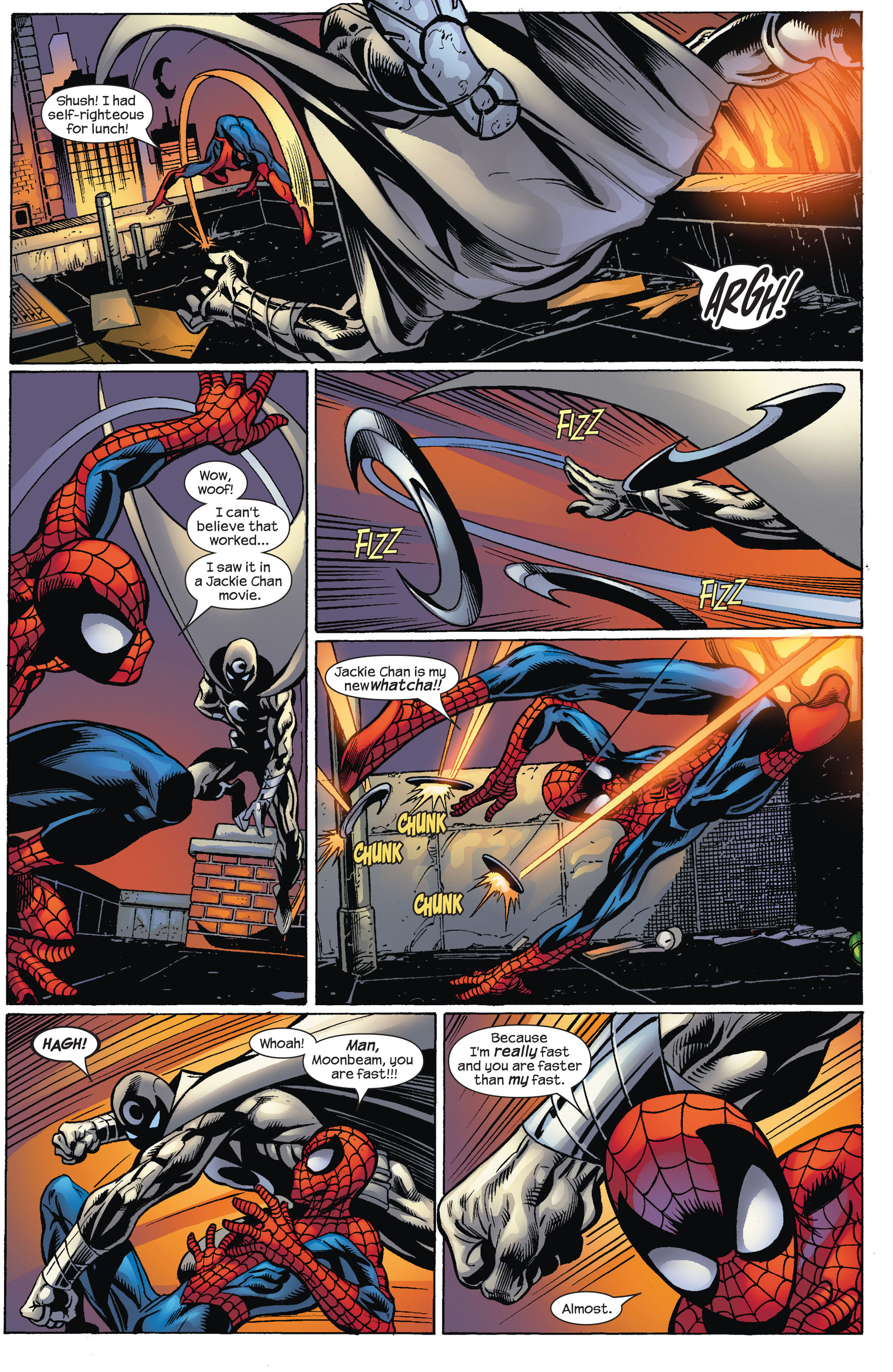 Read online Ultimate Spider-Man (2000) comic -  Issue #80 - 6
