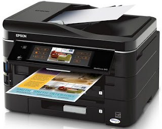 Epson WorkForce 845 Driver Download