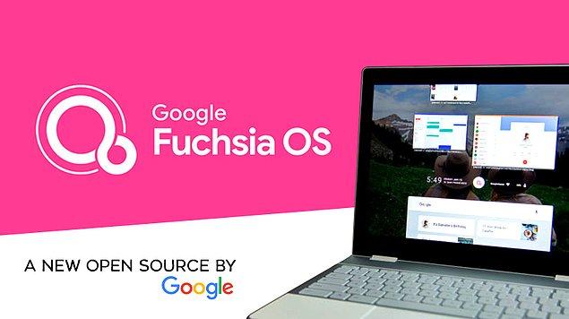 Google Fuchsia OS Android