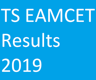 TS EAMCET Results 2019