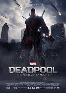 Film Deadpool (2016) Subtitle Indonesia