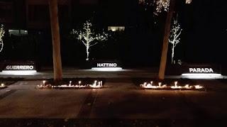 Colegio de Periodistas presente en apertura del memorial en homenaje a Guerrero, Nattino y Parada