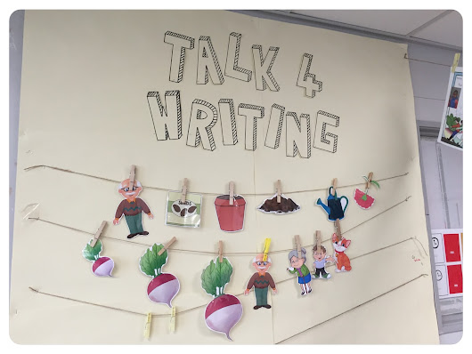Talk4Writing - Nursery Nook - for all things Early Years