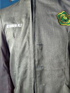 JASKET (Jas dan Jaket) Unik Serba Guna
