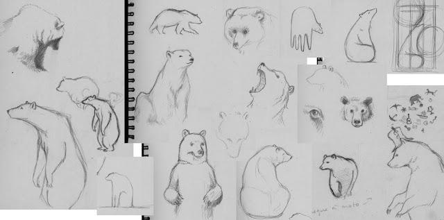 Ourse bleue Angers atelier cours dessin couleur linogravure narration livre illustration jeunesse enfants adultes