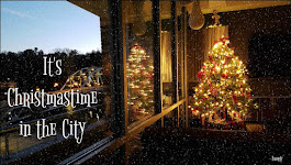 Christmas Home Tour 2019: It's Christmastime in the City!