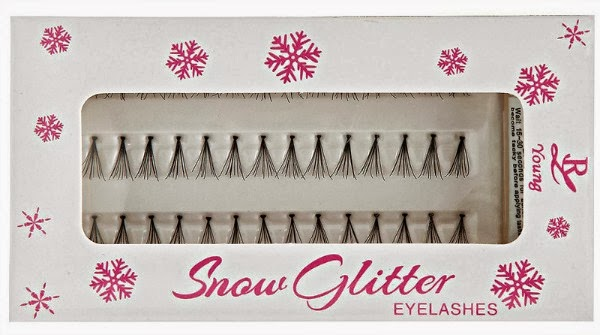 Rival de Loop Young Snow Glitter LE Eyelashes