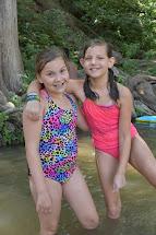 Little Girls 5th Grade Swim