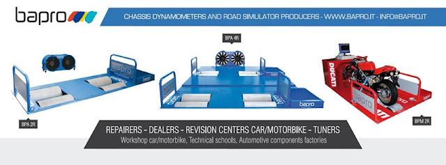 dyno chassis dynamometer bapro