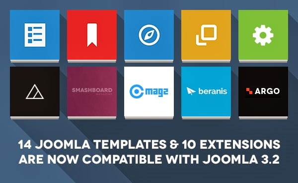 Setting up Joomla templates and extensions up for sale