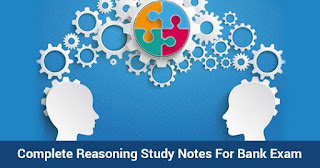 New Pattern Reasoning Questions for BANKL Exam 2017