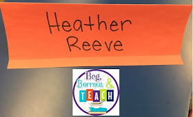 Get-to-Know-You Nametags:  First day of school activity