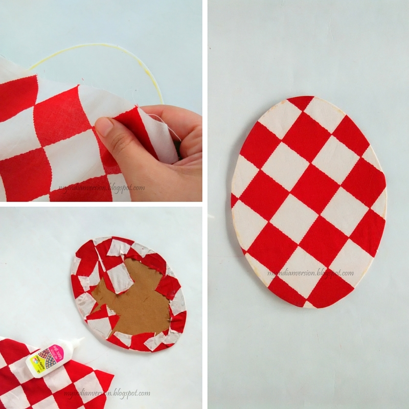 Diy Mouse Pad: My Indian Version: DIY Quick And Easy MOUSE PAD