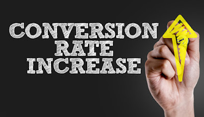 Increased conversion rate