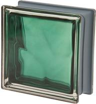 brique de verre New Colour Smeraldo