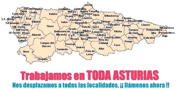 Lugares donde trabaja J. Ángel Muñiz