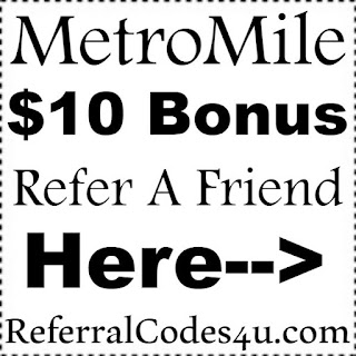 MetroMile Reviews, Metromile Refer A Friend Program, MetroMile Sign up Bonus