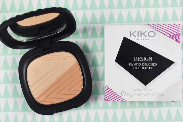 Kiko Neo Noir Design Flower Enriched Highlighter