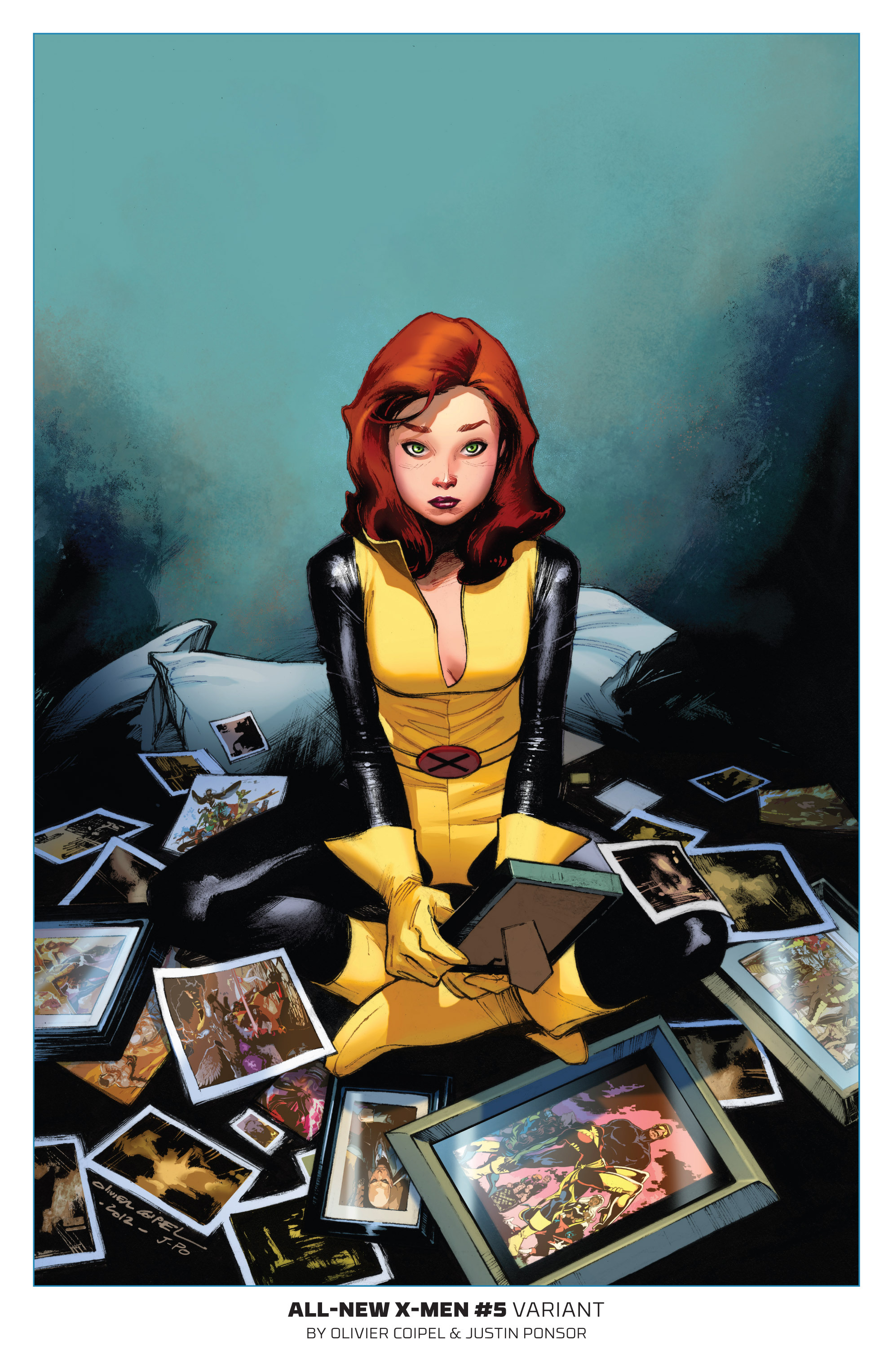Read online All-New X-Men (2013) comic -  Issue # _Special - Yesterday's X-Men - 117