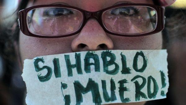 Sicarios asesinan a periodista en Honduras