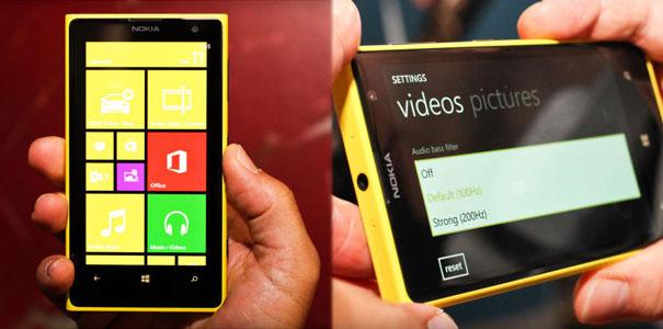 Nokia Lumia 1020 dengan Kamera 41 Megapiksel