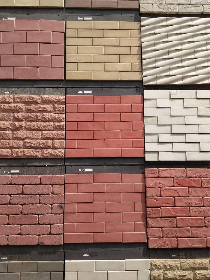 15+ Ide Terbaru Keramik Dinding Motif Bata Merah